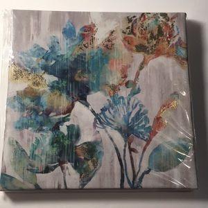 Color Leaf Canvas